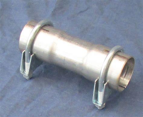Repair Pipe by Exhaust Sleeve Pipe Repair Connector 304 Stainless Steel