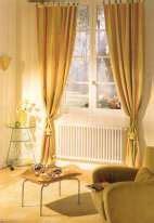 radiateur sous fenetre rideau les radiateurs