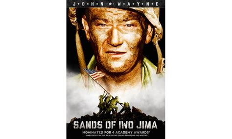 Sands Of Iwo Jima Dvd