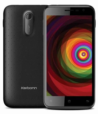 Smartphone Dazzle India Karbonn Titanium Android Budget