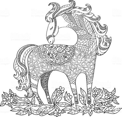 disegni piccolini ispirazione disegni da colorare bambini piccoli cavallo