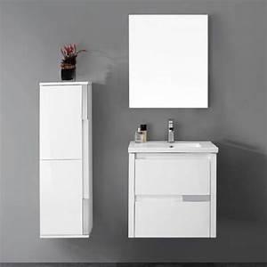 Salle De Bain Complete Conforama : le meuble colonne en 45 photos qui vont vous inspirer ~ Melissatoandfro.com Idées de Décoration