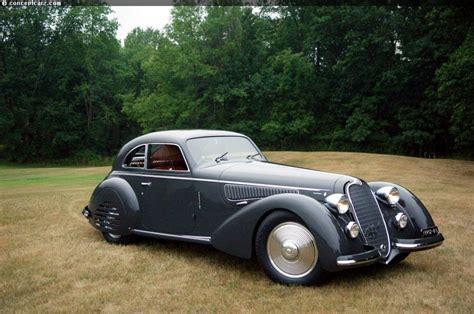 1938 Alfa Romeo 8c 2900b Conceptcarzcom