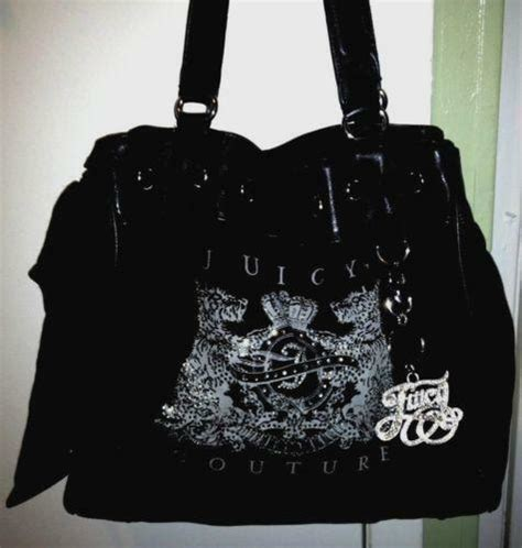 juicy couture black daydreamer ebay
