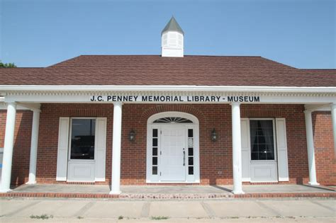 Hamilton Visitor's Guide JC Penney Home & Museum