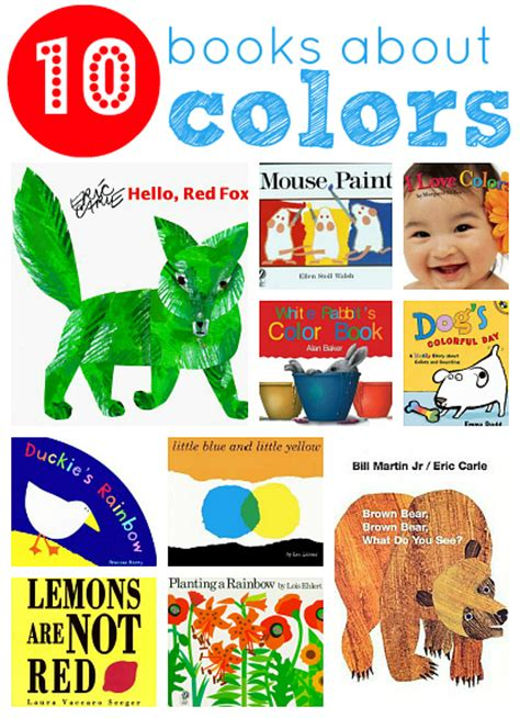 children s books about colors 10 picture books about colors
