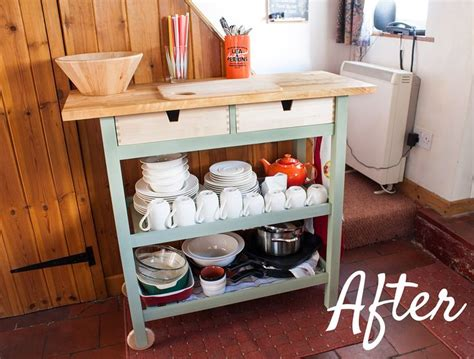 ikea kitchen cart makeover 24 best kitchen cart makeover images on ikea 4508