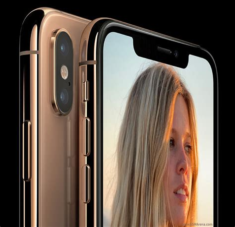apple iphone xs pictures official