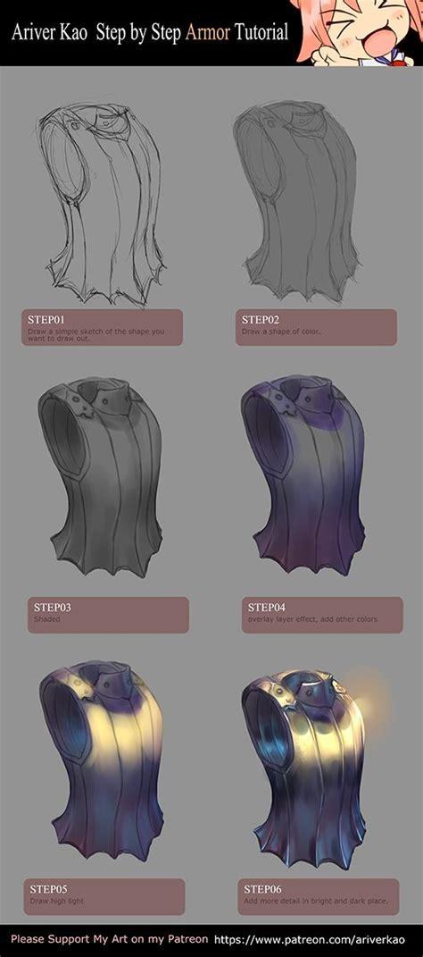 armors drawings  digital art  pinterest