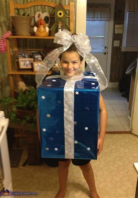 stylish costume ideas for your celebration all about - Christmas Gift Costume Ideas