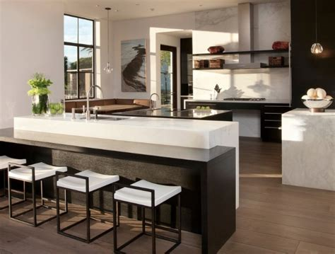 comptoir bar cuisine davaus cuisine moderne avec comptoir avec des