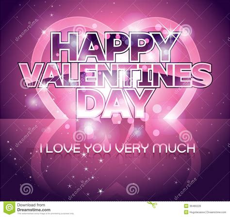 modern valentines day letter greeting background royalty