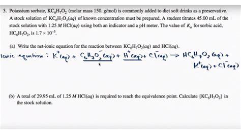 ionic salt l recall net ionic equation practice worksheet worksheets for