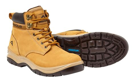 rigour wheat safety work boots size  departments