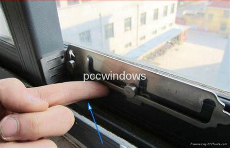 diy sliding window limiter china upvc sliding window space limter pc sudden china