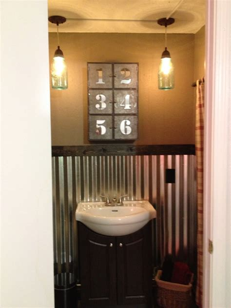 garage bathroom ideas 256 best images about corrugated metal on pinterest corrugated metal rustic bathrooms and metals