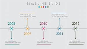 Animated Powerpoint Timeline Slide Design Tutorial