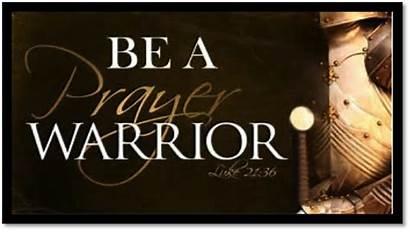 Prayer Deeper War