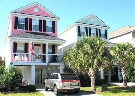 surfside beach houses oceanfront beach houses