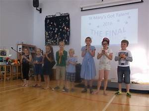 St Mary's Got Talent 2016 | St Mary's Catholic Primary School