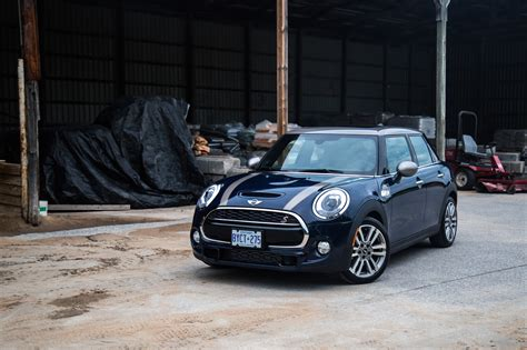 Mini Cooper Blue Edition Photo by Review 2017 Mini Cooper S 5 Door Seven Edition Canadian