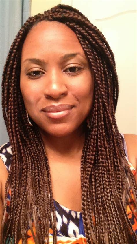Single Braids For Women Hairstylo