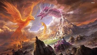 Phoenix Wallpapers Bird Backgrounds Px