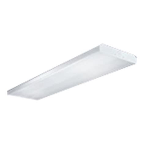 day brite lighting philips day brite own232 unv 1 2 eb 2 light surface mount