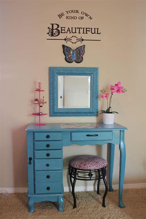 vanitydeskcute  avas room girls vanity diy