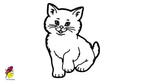 pussycat sweet  kitty   draw  cat youtube