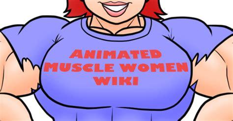 Animated Muscle Women Wiki