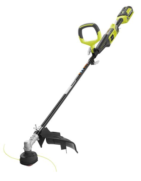 depot weedeaters ryobi 40v x expand it cordless trimmer the home depot canada Home