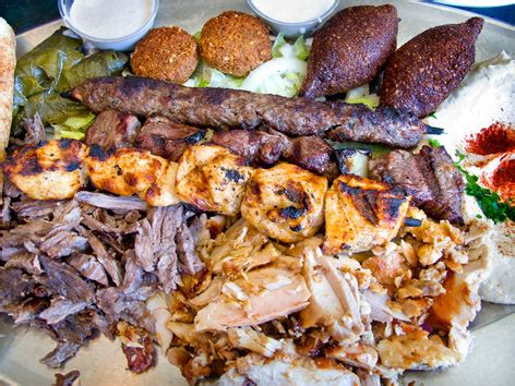 Middle Eastern Food and Lebanese Food - Detroit, Michigan