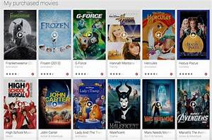 Disney Movies Anywhere Adds Google Play And Vudu