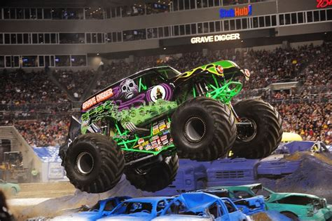 Top 10 Amazing Monster Truck Show Events In Usa