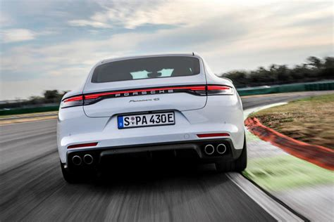 The panamera is fast with a. 2021 Porsche Panamera: Review, Trims, Specs, Price, New Interior Features, Exterior Design, and ...
