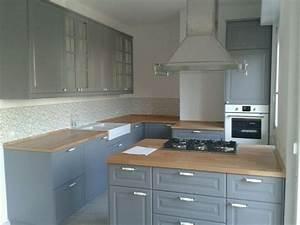 Come montare una cucina componibile gallery of cucina con for Montare cucine