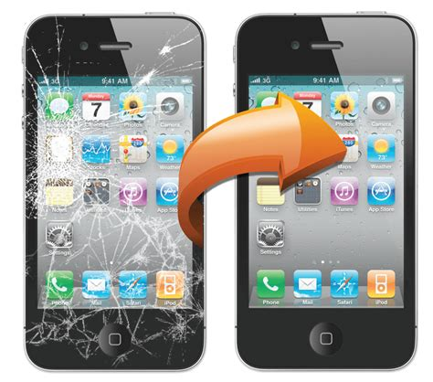 how to fix a iphone iphone screen repair