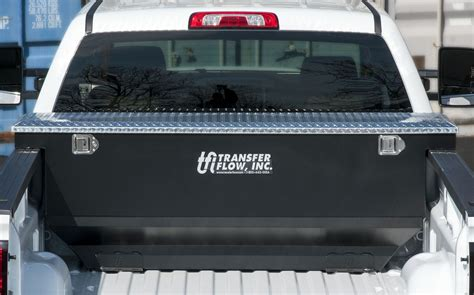 Transfer Flow Fuel Tank/toolbox Combo