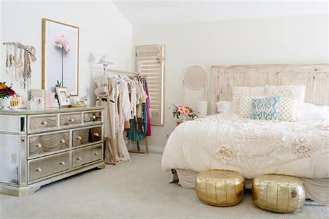 chambre feminine la touche féminine pour une chambre déco unique design feria