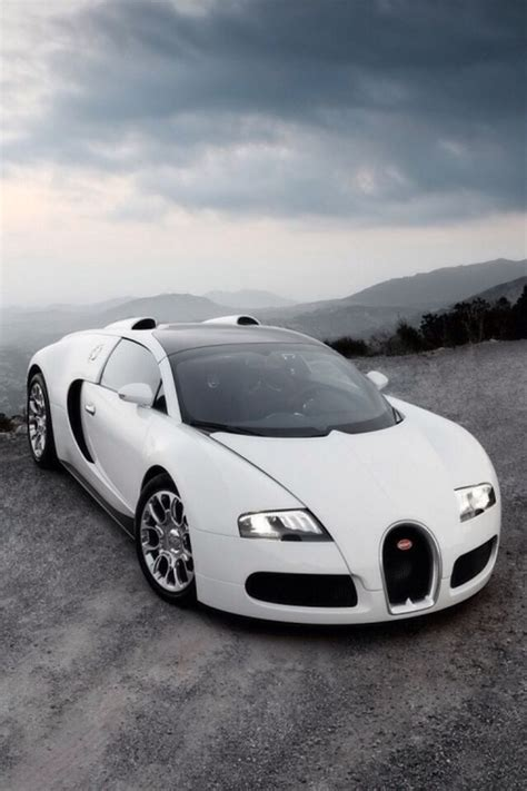 Bugatti owes its distinctive character to a family of artists and engineers, and has always strived to offer the extraordinary, the unrivaled, the best. Bugatti with super color white