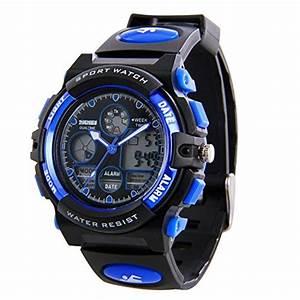 Montre De Sport Homme : hiwatch montres de sport pour enfants montre bracelet ~ Melissatoandfro.com Idées de Décoration