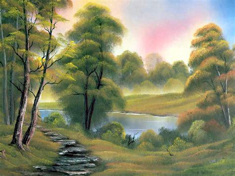 wallpaper hd painting natured nature