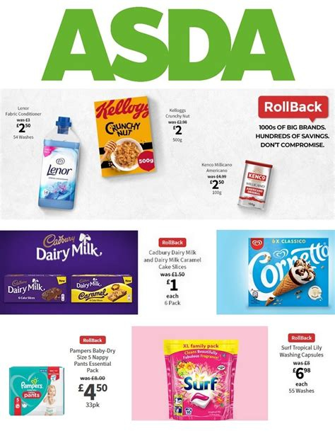 Asda Offers | Asda Home | Asda George Sale | Asda Online ...