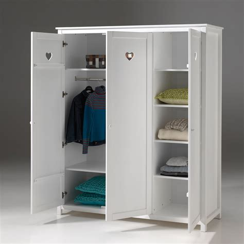 armoire penderie chambre impressionnant armoire chambre 120 cm largeur ravizh com