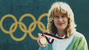 Steffi Graf The First And Only Golden Slam