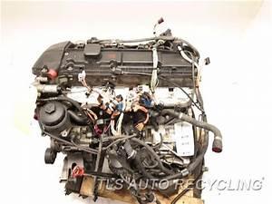 2005 Bmw 525i Engine Assembly