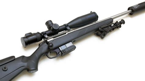 outstanding assembly for range shooting tikka t3 ctr