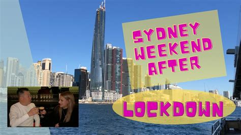 Jun 25, 2021 · the lockdown will affect sydney's five million residents and follows a return to mandatory mask wearing and a ban on travel outside the city, which were announced this week. Sydney Weekend After Lockdown - YouTube