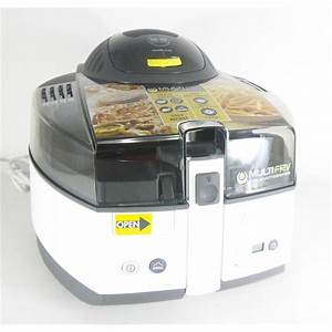 DeLonghi FH 1163 Multifry Classic Heißuft Friteuse